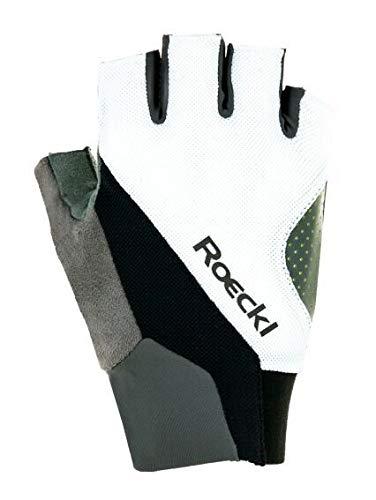 Roeckl Herren Ivory Handschuhe, weiß/Schwarz, 8.5
