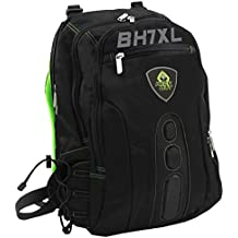 "Keep Out Gaming BK7GXL Mochila para portáil  gaming de 17"", Negro y Verde"