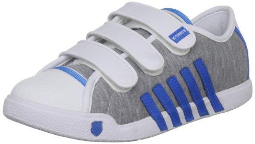 K-Swiss Moulton B, Sport mixte adulte Multicolore - Gris/bleu