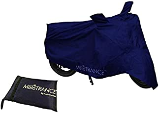 Mototrance MT804193 Two Wheeler Body Cover for Honda Activa 5G (Blue)