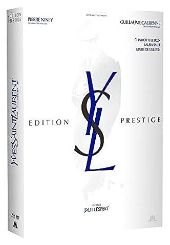 Yves Saint Laurent [Coffret prestige numéroté - Blu-ray + DVD
