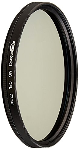 AmazonBasics Zirkularer Polarisationsfilter - 77mm Test