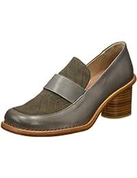 Neosens S567 Restored Vesubio Vetiver/Debina, Zapatos de Tacón con Punta Cerrada Para Mujer