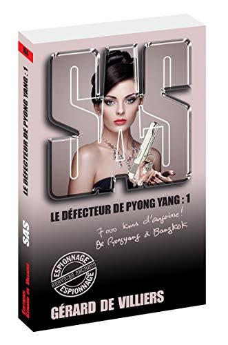 SAS 168 Le défecteur de Pyong yang - tome 1 (1)