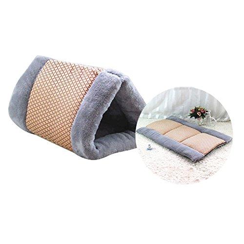 Estera de cama para mascotas utilizable en dos lados,BAFFECT estera de lujo...