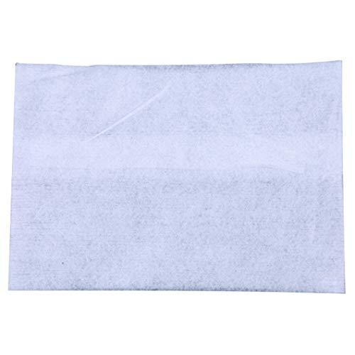 INSEET Einweg Elektrostatische Staub Mop Papier Haushalt Küche Badezimmer Reinigungstuch (1 Packung / 100 Stück)