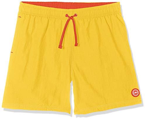 CMP Jungen Badeshorts, Lemon, 116 (Mesh Kinder Gelb Shorts)