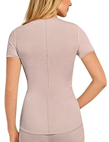 Schiesser Damen Unterhemd Braun (braun 300)