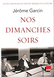 Nos dimanches soirs: Coédition France Inter