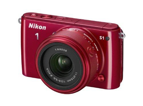 Nikon-1-S1-Cmara-EVIL-de-101-Mp-pantalla-3-CMOS-Kit-cuerpo-y-objetivo-Nikkor-11-275-mm-f35