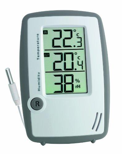 TFA Dostmann 30.5024 / Thermo-Hygromètre digital