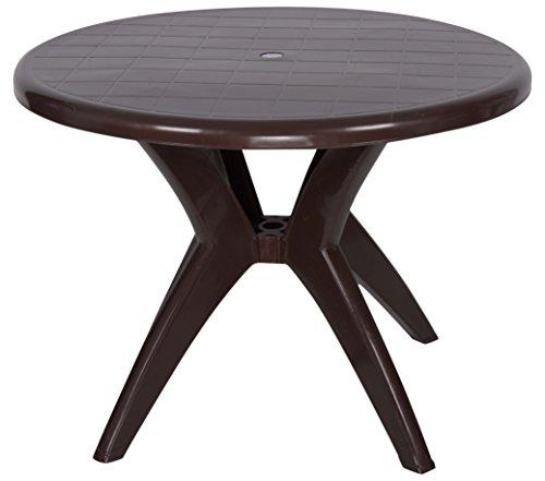 Kisan Table (Brown)