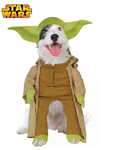 Yoda-Kostüm, Größe M, von Rubie ()