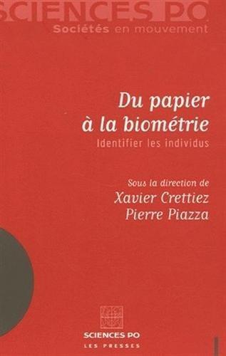 Du papier à la biométrie : Identifier les individus