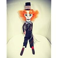 Muñeco Sombrerero Loco Tim Burton