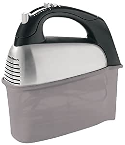 Hamilton Beach 62650-IN 260-Watt Classic Metal Hand Mixer