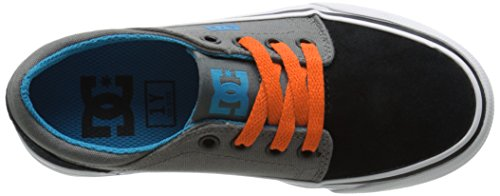 DC Shoes Trase Tx  Sneaker Ragazzo Grey/Black/Orange
