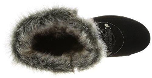 St nero Colorazione Neve Stivali Jenny Donna Nera qzxaY5w