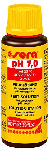 sera 8923 Prüflösung pH 7,0 (bei 25°C) - zur Kalibrierung und Überprüfung von pH Messgeräten und pH Controllern -