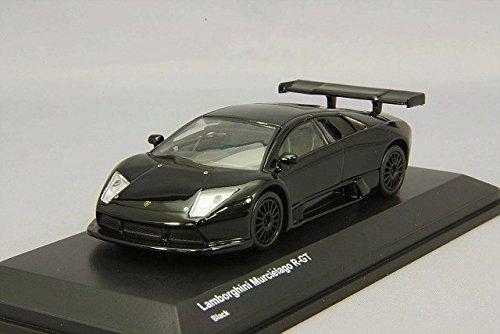 Preisvergleich Produktbild Kyosho Ursprüngliche 1/64 Lamborghini Murcielago R-GT (Black)
