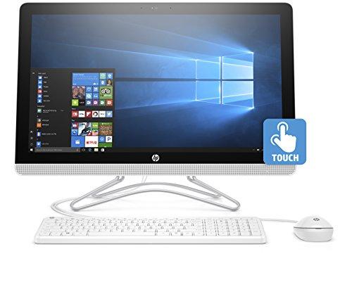 HP All-in-One 24-e017nl Desktop PC da 8 GB,...