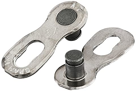 Sram PowerLock, 11 Speed - Silver, 4 Pieces