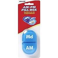 ACULIFE 400850 Vormittag/Nachmittag Taschen-Pillenerinnerer preisvergleich bei billige-tabletten.eu
