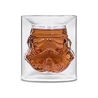 Thumbs Up Original Stormtrooper Glass, 8.5 x 9.3 x 9 cm