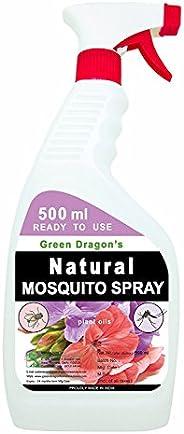 Green Dragon's Natural Mosquito Spray 5
