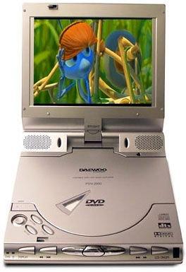 Daewoo PDV 2000 DVD-Player