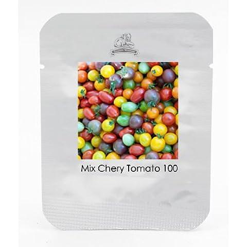 Mixed 20 tipi di pomodoro Cherry Rare