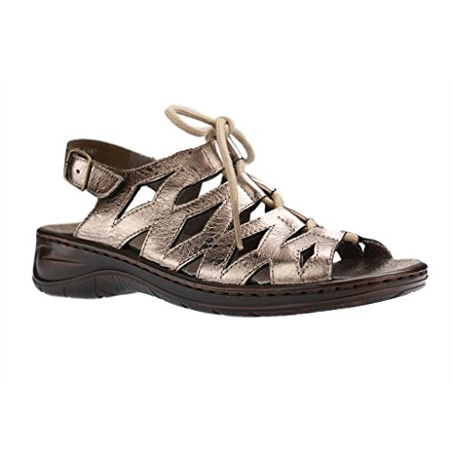 ara, Scarpe stringate donna Gold/Metallic