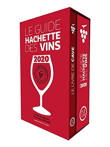 Coffret le Guide Hachette des Vins 2020 + livre de cave par Collectif D'Auteurs
