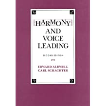 Harmony and Voice Leading (Vols 1 and 2)