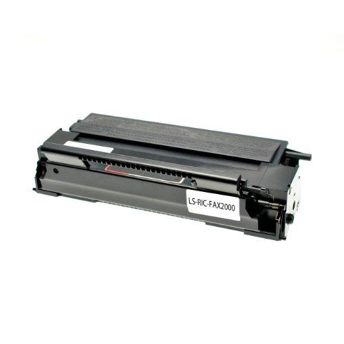 Toner für Ricoh Typ 1435d schwarz - Schwarz, 1.800g Inhal, kompatibel zu Typ 1435d (Gestetner Fax)