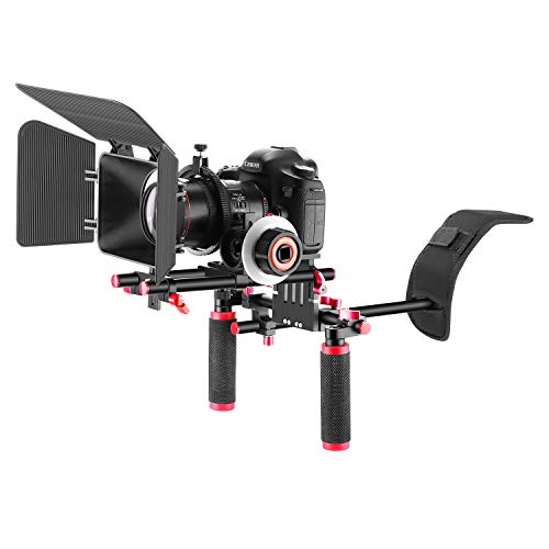 Neewer DSLR Rig Film Video System Set