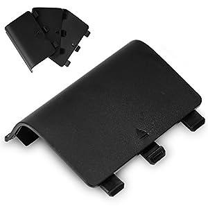 MoKo Xbox One Batteriefach, (4 Stück) Ersatz Replacement Case Schutzcase Cover für Xbox One/Xbox One S Wireless Controller