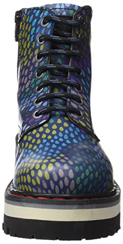 Art Damen North Beach Stiefel Blau (Fantasy Drops)