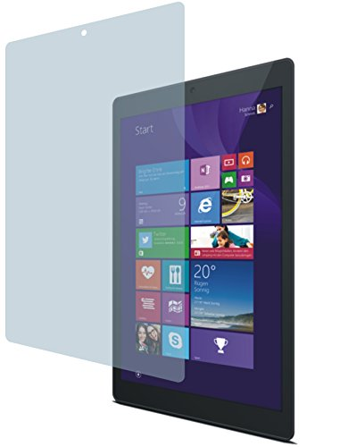 4ProTec Odys Wintab GEN 8 (2 Stück) Premium Bildschirmschutzfolie Displayschutzfolie kristallklar Schutzhülle Bildschirmschutz Bildschirmfolie Folie