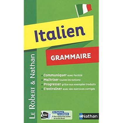 Grammaire Italienne - Robert & Nathan