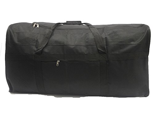 Duffle Bag Koffer (94cm XXL groß Reisetasche Leicht Koffer Duffle Bag Travel 220litres)