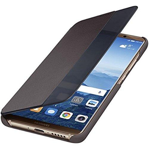 Huawei Mate 10 Pro Flip View Cover, braun
