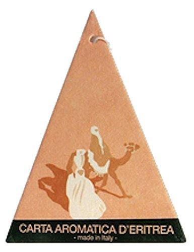 Casanova Carta D'Eritrea Profumatore Auto