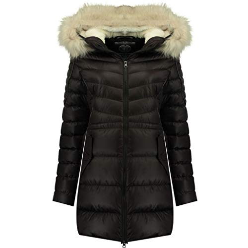 Geographical Norway Parka Mujer Destine Negro 05