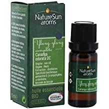 Naturesun aroms - Huile essentielle ylang ylang complète bio - 10 ml huile essentielle cananga odora