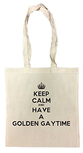 keep-calm-and-have-a-golden-gaytime-bolsa-de-compras-de-algodon-reutilizable-cotton-shopping-bag-reu