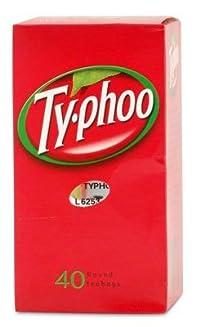 Typhoo Tea - 40 tea bags