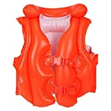 Intex 58671EU - Chaleco hinchable naranja