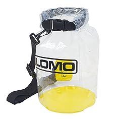 Lomo 10L-transparente-bolsa-seca