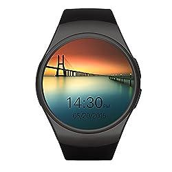 Smartwatch Fitness Armbanduhr Fitness Tracker Mit Pulsuhr Smart Aktivitätstracker Sport Armband Herzfrequenz Monitor Smartwatch Schrittzähler Für Android Ios Smartphone